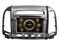 CAR DVD  for Hyundai New santa fe (2010-2012) dvd+Radio+BT phonebook+Virtual 6CD+Ipod list+USB +SWC+ATV+GPS+MP4/MP5+3g