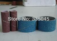 customized sanding sleeve, diamond abrasive ring and bands