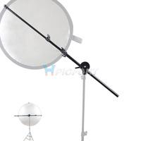 Reflector Panel Backdrop Arm Holder with Grip Swivel wheel Single head clamp-AKT227