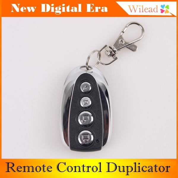 Wireless Auto Copy Remote Control Duplicator 433MHz (Face to Face Copy) Privacy for Car Key/Garage Doors Key/Auto Gate Doors Key(China (Mainland))