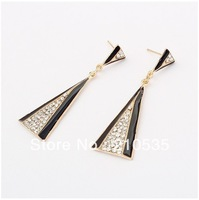jaesy wholesale alloy and rhinestone stud earring