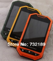 ew Luxury unique Cheap Original Phone A1 SC6820 dual sim 3MP Android 3.5 TFT outdoor waterproof rugged smart Mobile phone
