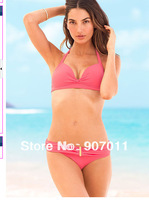 New explosion models sexy women bikini swimsuit Free Shipping Pure Color Series DST-333