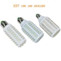 7W 9W 15W  E27  108 166 263 LED Corn Light Bulb Lamp 110V High Power Warm&Cool White