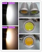 Free shipping 2pcs/lot Dimmable gu10 / E27 / GU5.3 / E14 / B22 / MR163W/5W/7W/ 9W  COB AC85-265V High Power Led Light Bulbs