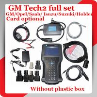 2014 DHL free GM TECH2 diagnostic tool (GM,OPEL,SAAB ISUZU,SUZUKI HOLDEN) Vetronix gm tech 2 scanner Without black plastic box