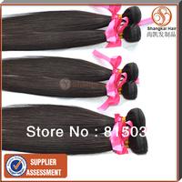 Rosa hair cheap 5A quality 100% peruvian virgin hair straight human hair weaving hair 6pcs mixed length free shipping