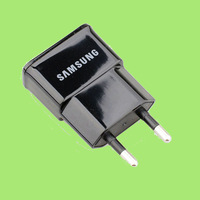 100Pcs/Lot Genuine Original Usb Cable + UK Flug Wall Charger For Samsung Galaxy S2 S3 S4 I9100 I9300 I9500 Black