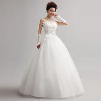 Free Shipping New 2014  Fashion High-quality Flouncing  Tube Top  Crystal Yarn Mermaid Wedding Dresses MZY