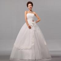 Free Shipping New Arrival 2014 Bow Lace Decoration Mermaid Bandage  Wedding Dresses MZY