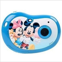 Cartoon digital camera for kids children peanut shape camera with 1.3Mega pixel for fun,practice,free shipping