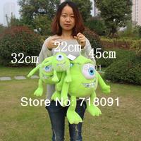 "Pixar Monsters University Mike Wazowski,Stuffed Plush Toy Doll,13"",18"",1PC"