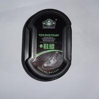 Achromatous shoes cotton cotton-padded shoes transparent shoe polish multifunctional leather care oil sponge shoe wax