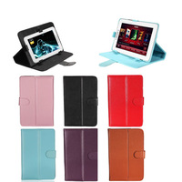 "Universal Folio Leather Case Cover Stand For 8"" Inch Tablet PC eBook Reader MID"