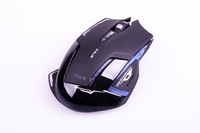 E-3lue 6D Mazer II 2500 DPI Blue LED 2.4GHz Wireless Trendy Gaming Game Mouse