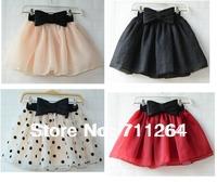 Women Mini TUTU Bubble Short Mini Skirt Skater Party Plain Flared Skirts with belt can been taken off