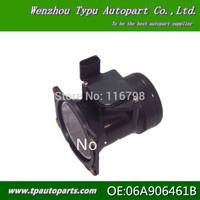 New Mass Air Flow Sensor Meter MAF for  A3 / A4 Seat VW Golf / Jetta / Passat  06A906461B / 06A 906 461 B A2C59512896