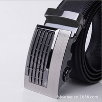 super deal genuine leather belt for men buckle fashion automatic punk belts skin brand strap 2014 women/Embossing High-grade/276