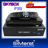 Original Skybox F5S HD full 1080p Skybox F5S satellite receiver support usb wifi youtube youpron freeshipping