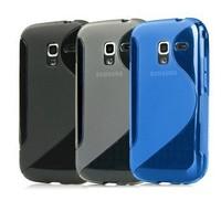 S LINE WAVE SOFT GEL SKIN CASE FOR Samsung Galaxy Ace 2 i8160