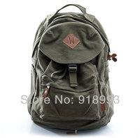 Vintage Canvas Couples backpack  male parent package han edition tide female couples bag canvas bag