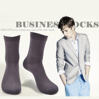 20pcs=10pairs/lot Men's cotton socks, high quality Business Casual male socks classic plain sock , color can choose, AEP59-M1301