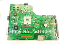 For Asus X75VD REV:2.0 and REV:3.0 Laptop Motherboard Main Board well tested OK+free shipping 80%
