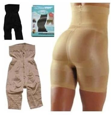 5Pcs+Lot+Wholesale - California Beauty Slimming Body Shaper Underwear Garment Carry buttock pants(China (Mainland))