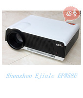 free ship Education LED projector,business meeting projector,home cinema Proyector,school LCD Projektors,HD training projectors