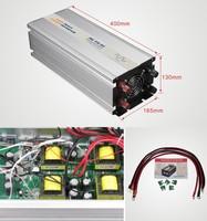Modified Sine Wave Inverter 5000W DC12V to AC220V 100% Full Power