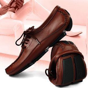 2014 Верх quality men Натуральная кожа shoes summer Breathable flats Повседневный ...