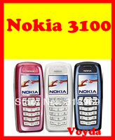 Original Nokia 3100 Unlocked Mobile Phone 1Year Warranty