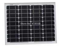 40w mono solar panel