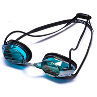 Profession wholesale high quality water sport  anti-fog speedo style racing swim goggles