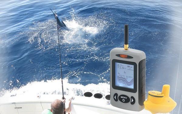 эхолот ffw 718 fish