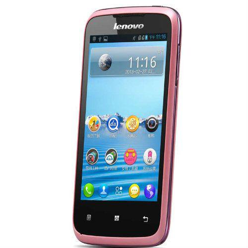 Original Lenovo A356 Girl Smart Mobile Phone Android 4.0 MTK6515 RAM512+ROM 4GB Dual SIM card Camera Bluetooth In Stock!(China (Mainland))