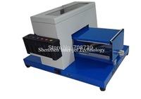 Factory offer Upgrade  A4 size Multi-purpurse Flatbed printer  , CE certification Machine