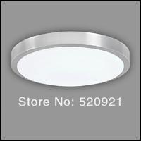 6W 3-5 square meters bathroom Led ceiling lights bedroom lights balcony lighting lamps AC85-265V SMD5730 ceiling light bathroom