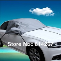 Free shipping Universal Suit Anti UV Rain Snow Resistant Waterproof Outdoor Full Car Cover   car accessories