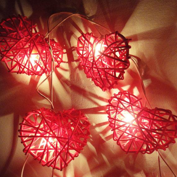 Lighted Valentine Decorations Promotion-Shop for Promotional ...