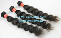 "mix length 100% Peruvian virgin remy human hair extension machine weft top quality 10""-32"" natural wave 5 pcs/lot"
