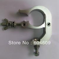 Professional stage Aluminum lighting hook/diameter 48-52mm/maximum load 200kg/weight 0.46kg/width 28mm/color bright