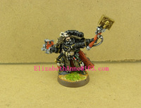Free Shipping  models Space Wolves games day 2008 Wolf Priest limited edition(Metal Models)