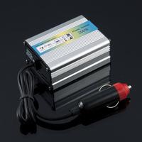 1Set High Quality DC 12V to AC 220V 200W Car Power Inverter Converter Adapter with USB port