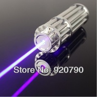 Super High Power 3000mw Blue Laser Pointer 473nm Laser Pen For 10000m with Retail Gift Box+ Battery+Charger+Laser Glasses