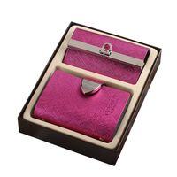 brand woman wallet women        holder  hasp luxury    key  gift set  set  wallets purse carteira feminina