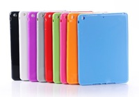 Soft Anti-Skid  Shape TPU Silicone Rubber Gel Case Cover Skin Shell for iPad Air 5 iPadAir  IPAD5C01