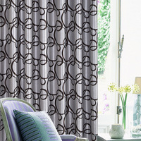 2014 Time-limited Freeshipping Included Woven Home Sheer Curtains New B1357 Bedroom, Grade Custom Shade Cloth Blacout Curtains