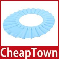 excellent fancy [CheapTown] Soft Baby Kids Children Shampoo Bath Shower Cap Hat New Save up to 50% worldwide economically