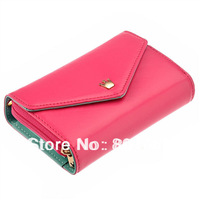 Universal Soft PU Case Pouch Ladies Handbag Wallet for iPhone 5S/5C/5/4S/4 and All Cell Phone